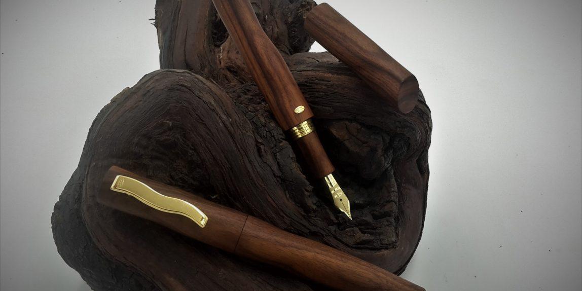 TWIG strumento di scrittura-penne in legno fatte a mano
